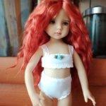 Продам красивые парики для кукол Little Darling- от Dianna Effner,  от Дианны Эффнер