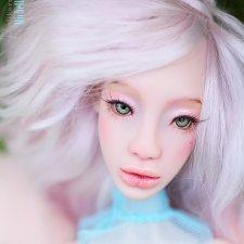 Michelle - авторская, коллекционная кукла, bjd