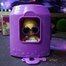 Мини-кукла-сюрприз из Пятёрки, 99р по акции