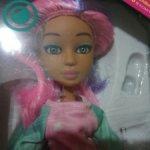 Куколка Lola с радужными волосами  SnapStar по супер вкусной цене