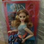 Барби Barbie пышка МТМ йога