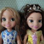 Две принцессы Дисней
