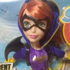 Кукла DC Super Hero Girls Бэтгерл