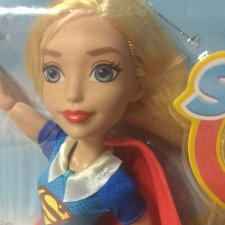 Кукла DC Super Hero Girls Супергерл