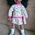 Костюм на кукол 42-50см, Готц  и подобных