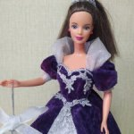 Маки Barbie pretty in plaid 1998