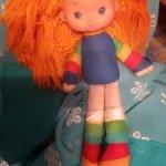 Кукла редкая, 1983 Rainbow brite