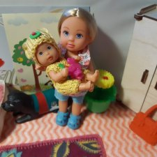 Лиза и малыши