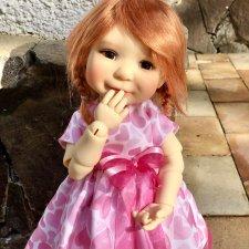 Рыжее солнышко Aya Meadow dolls