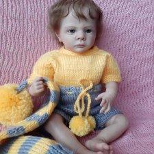 Кукла реборн эльф Ира