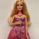 Barbie принцесса и попзвезда 1998
