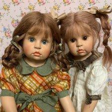 Мой рай... Мои близняшки Lamponi