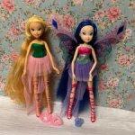 Winx Club Harmonix Flora и Musa
