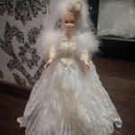 Barbie Enchanted Seasons Collection Snow princess