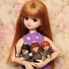 Мэй. С днём кукольника!