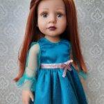Лена Gotz little kidz 36см
