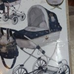 Новая коляска реборн