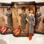 Барби «Люси снимается в рекламе», из сериала «Я люблю Люси».