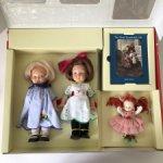 Мариен, Эрнестина, куколка Луиза и книжка, Tales of Silent Lou, Kids at heart