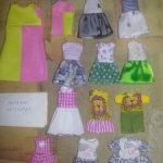 Одежда для кукол Келли, Томми, Настенька, Эви (Еви) Симба