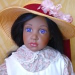 Кукла Hildegard Gunzel Eboni