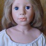 Кукла Hildegard Gunzel Алана