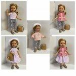 Набор одежды для кукол Паола Рейна и им подобных 2