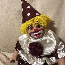 Новый костюм для клоуна