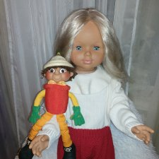 Ходячая кукла EFFE