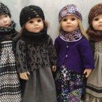 Комплекты одежды для Готц/ Цвергназе