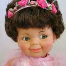 Giggles Doll винтажный флёр