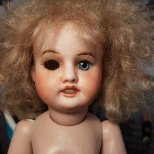 Нужна помощь в сборе информации о кукле и ее рестоврации