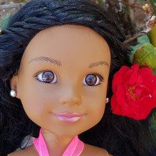 Фотосессия моих кукол часть 1