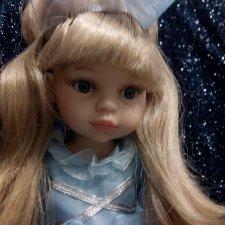 Шикарная  Карла- Золушка, старушка 2011 г. В коробке.
