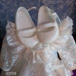 Родная одежда и обувь для куклы СССР Ленигрушка  60 см