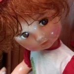 Цена до выходных!! Новая с этикеткой кукла СССР Марина флиртушка