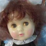 Кукла СССР Марина флиртушка