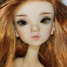 Редкая mini Bella dollchateau