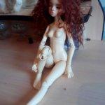 SALE!!!Тело Doll Leaves скидка 2000
