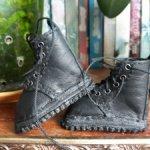 Стильные,реалистичные ботинки!