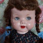 Флиртунья Sussy,Ideal Doll 1950 г