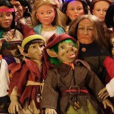 Мои новые куклы от испанца Пепа Катала