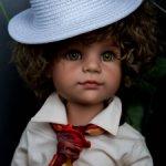 Обаятельный Мартин,ООАК куклы Готц Gotz,шарнирный.Такая цена только до конца декабря!