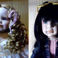 Возрожденный Феникс. Кукла, сменившая 3 облика