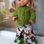 Редкая. Винтажная кукла Graciosa de Famosa.