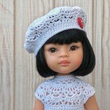 Комплект летней одежды для куклы Паола Рейна, тело 2018 года