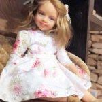Невероятно реалистичная куколка Ариша
