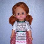 Кукла Марина № 9 Огонек