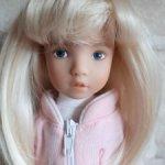Девочка в розовом от Effner