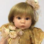 """""""Hannah"""" Lee Middleton doll от Reva Schick"""